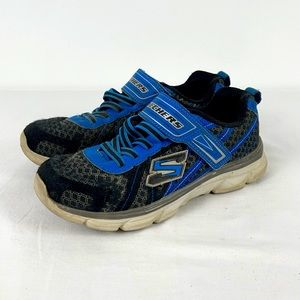 ✨3/$25✨Sketchers Blue & Black Runners - 4